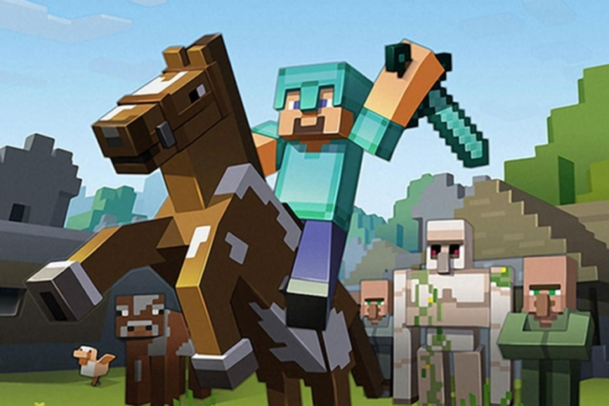 Besplatna igrica Minecraft na Windows 10 platformi