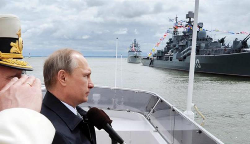 Rusija: Kontrola nad kopnom, morem i vazduhom na Arktiku