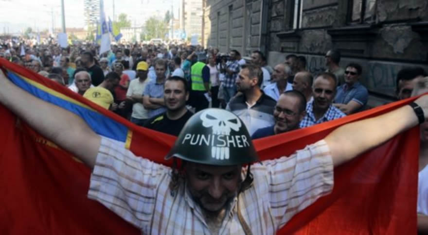 Sindikalci iz RS-a na protestima: Radnici neće smjeti biti bolesni