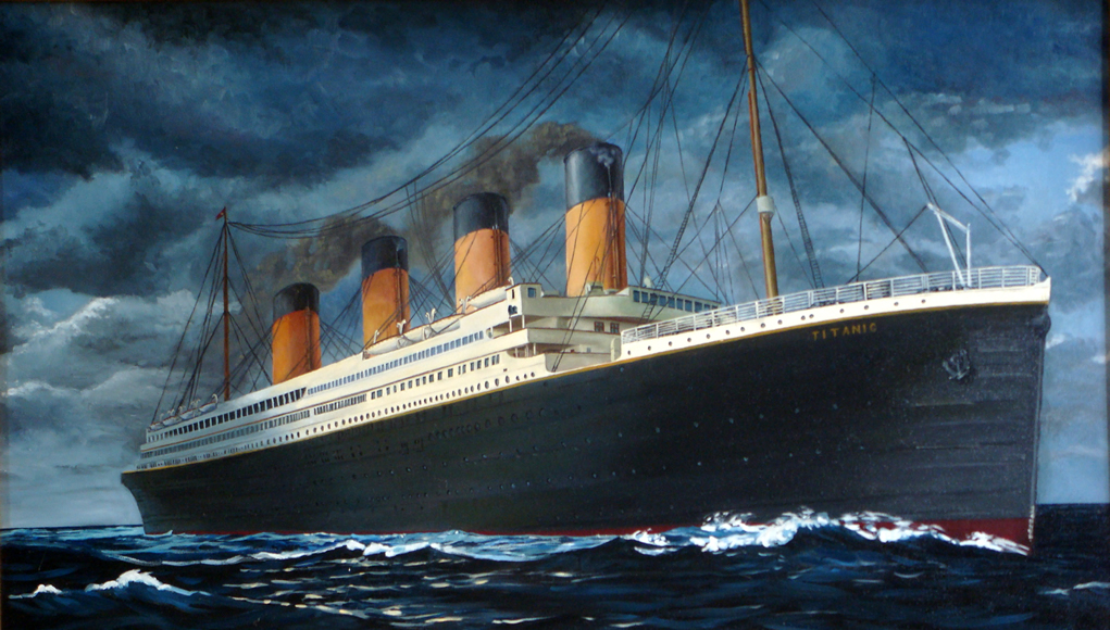 Potonuće Titanica