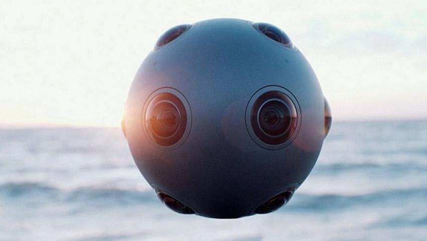 Nokia: Proizvedena kamera OZO koja će moći da snima u 360 stepeni