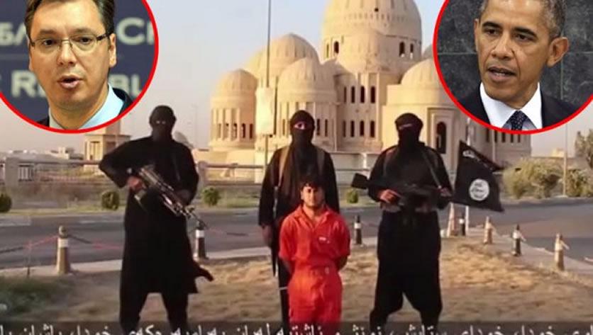 Obama pozvao Vučića na Samit o borbi protiv ISIL-a