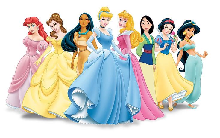 Kako bi u stvarnosti Diznijeve princeze izgledale sa šminkom?