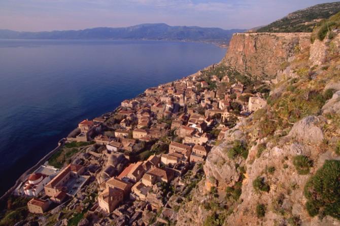 Monemvasija: Skriveni mistični gradić u Grčkoj