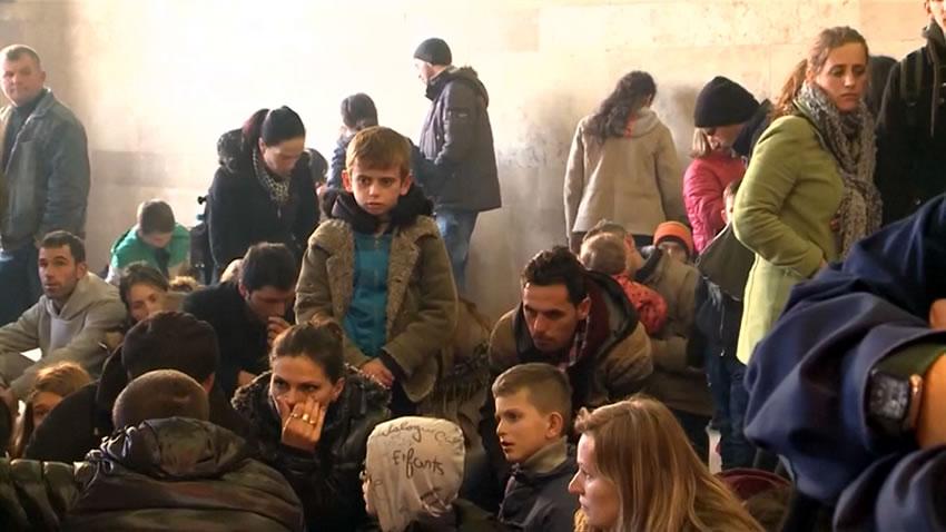 Dubrovnik: Vraćaju izbjeglice koji su ušli iz Srbije