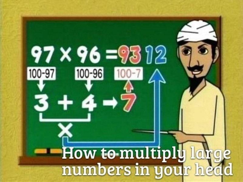 Matematički trikovi kojima nas nisu učili u školi