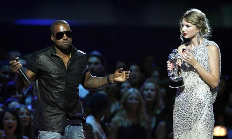 Kanie West nominovan za MTV nagradu