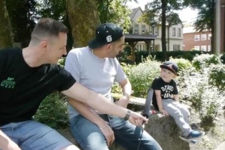 Dječak pred kamerama: Nema stranaca u vrtiću, samo su djeca