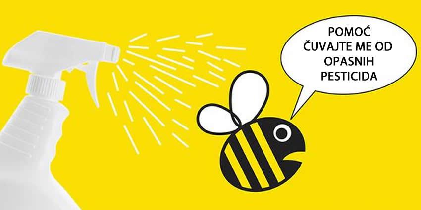 Hemijsko trovanje pčela