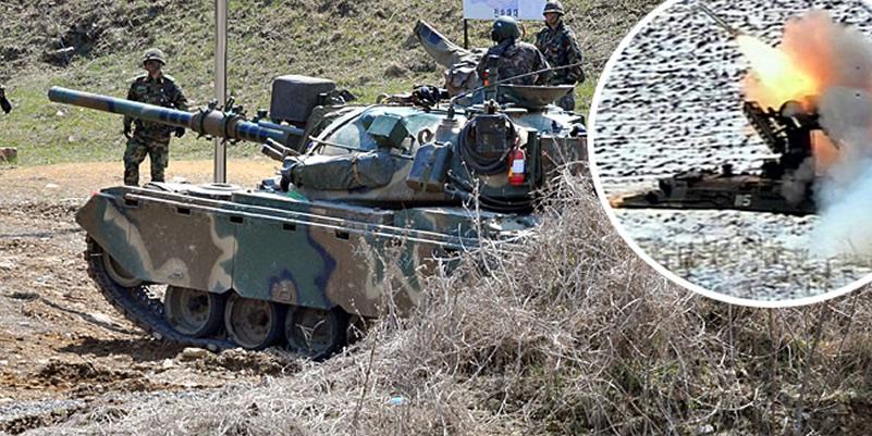 Sjeverna Koreja ulazi u rat sa Južnom