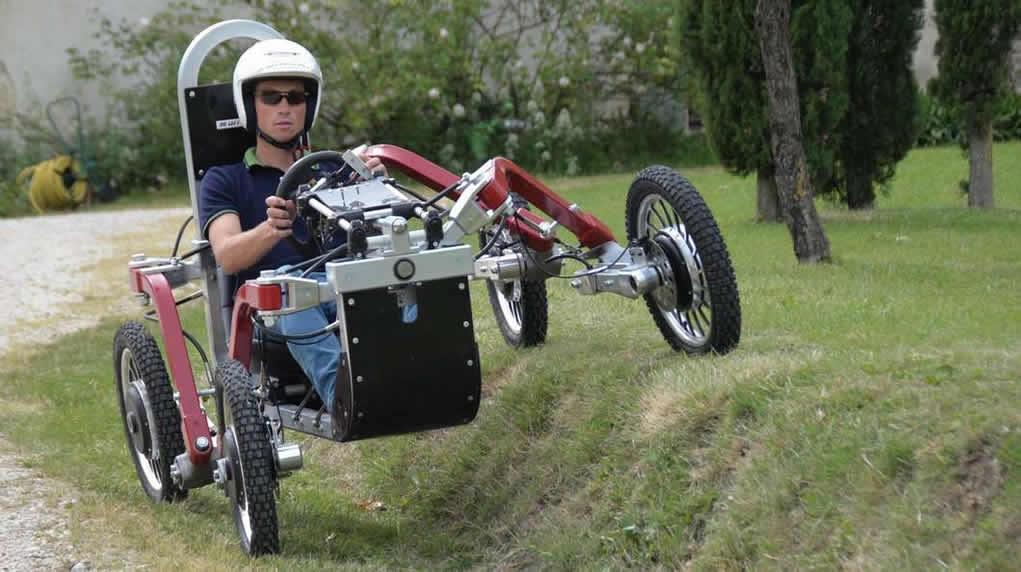 Prevozno vozilo za sve terene