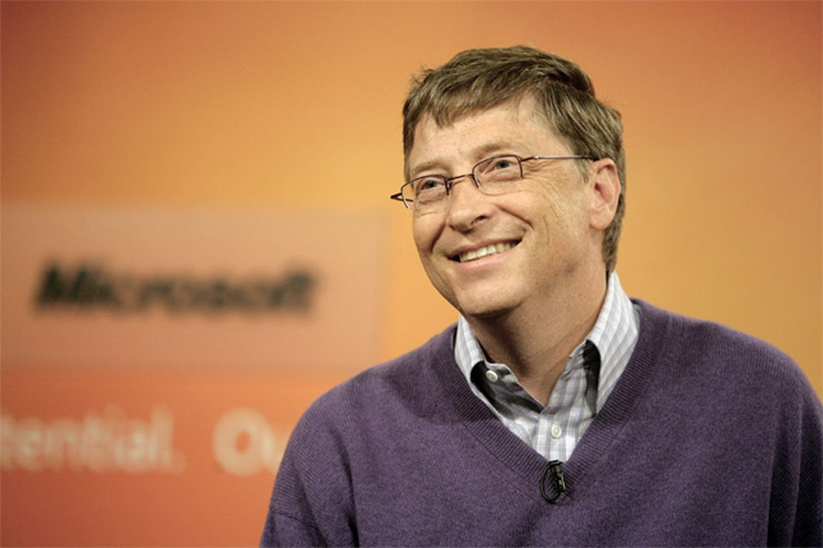 Bill Gates je otkrio nekoliko inovacija koje će promijeniti svijet, kompjuteri nisu jedni od njih