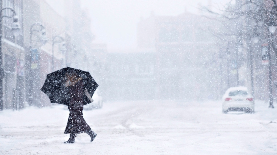 Ledeni talas u SAD: Meteorolozi najavili velike minuse i za vikend