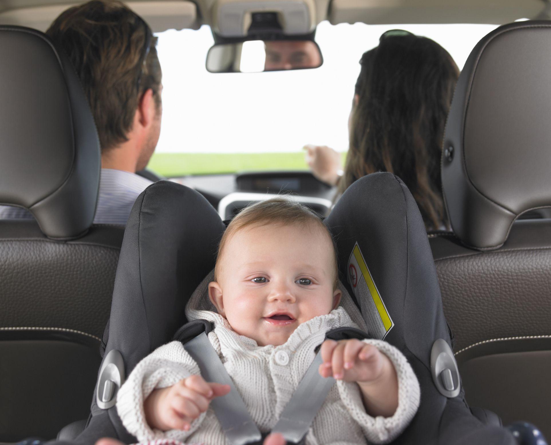Evo nekoliko savjeta kako da obezbijedite sigurnost vaše bebe u automobilu