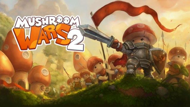 Review: Mushroom Wars 2