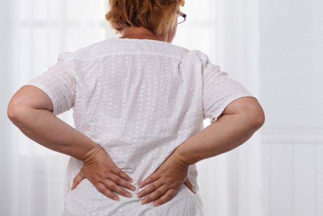 Bole vas leđa? Evo koje vam sve bolesti takvo stanje otkriva
