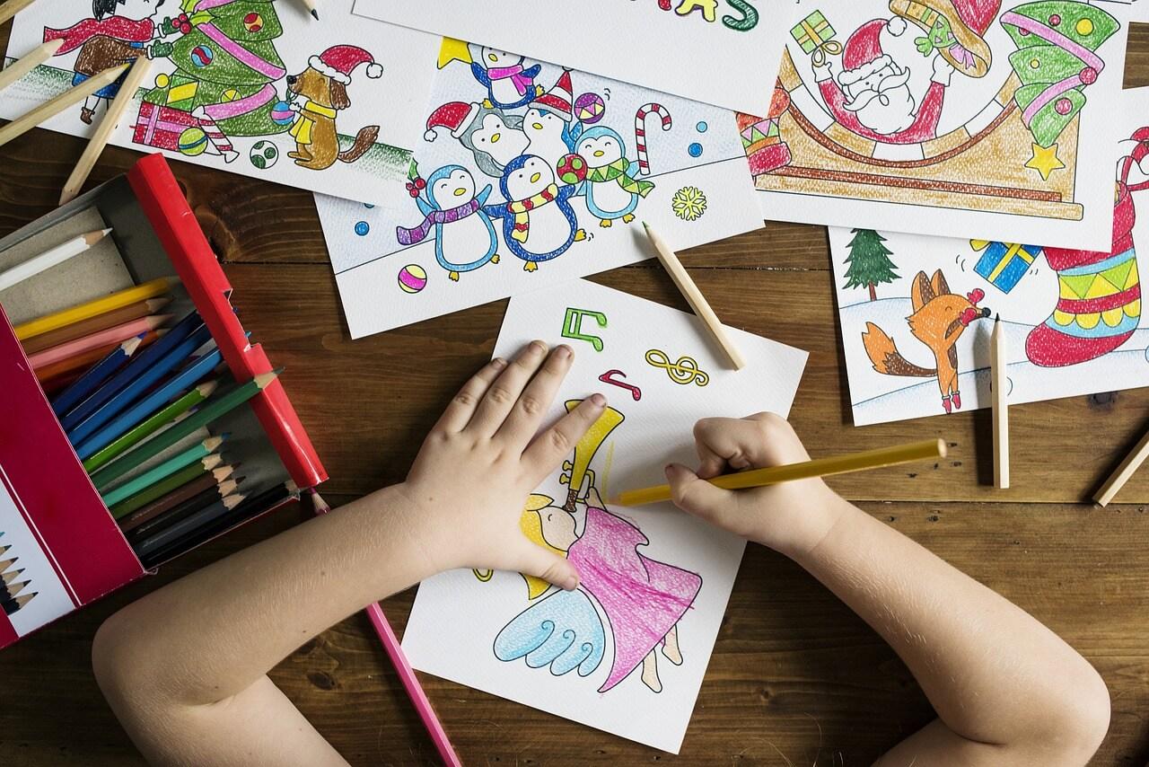 Kako probuditi maštu i kreativnost kod djece