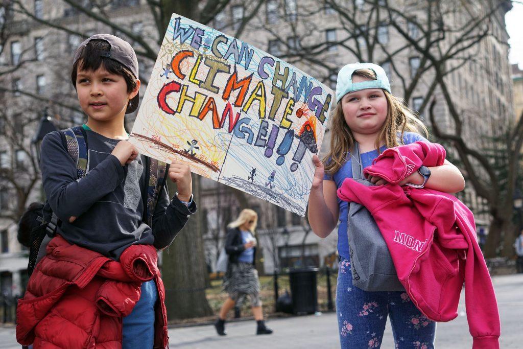 Učenici diljem svijeta prosvjeduju protiv klimatskih promjena