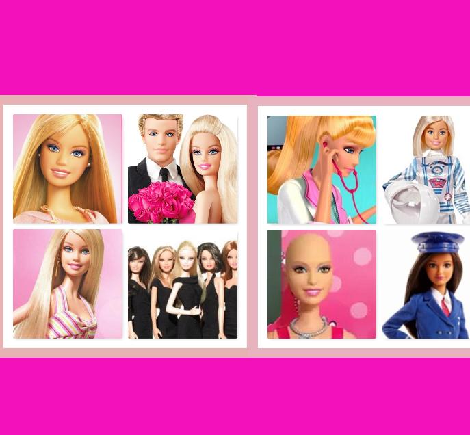 Kako je nastala Barbika?