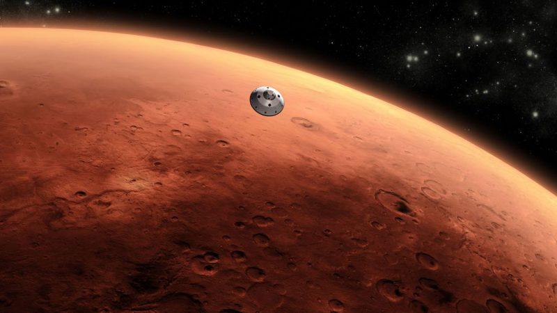 Prvi put u historiji snimljen zvuk vjetra na Marsu