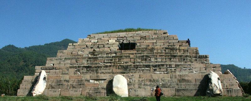 NAJVEĆA KINESKA TAJNA: Misteriozne piramide o kojima Peking ćuti!