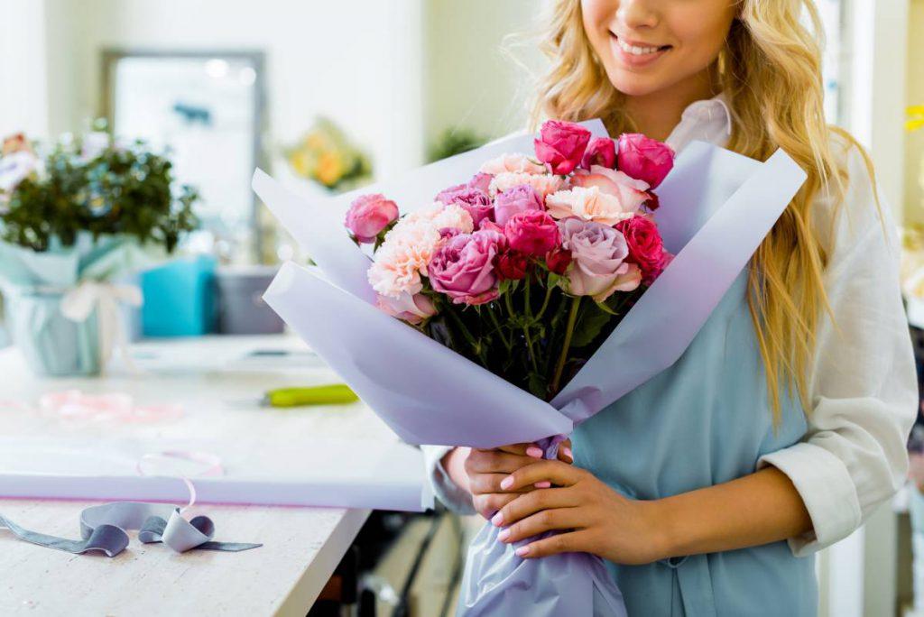 Cvećara online – riznica ideja za idealan svadbeni poklon