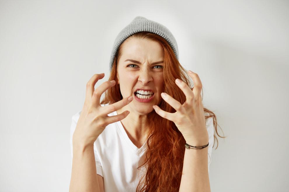 Znate li da ljutnja može da vas razboli? Prestanite s tim odmah…