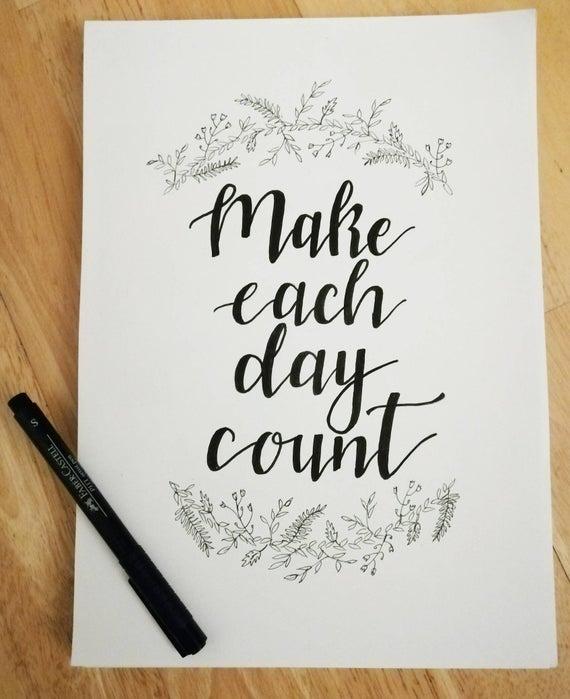 Kako učiniti svaki dan vrijedan življenja