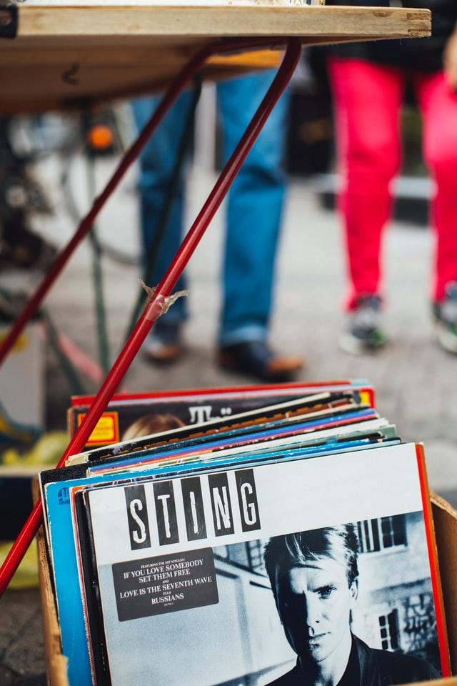 Sting – poruka u boci
